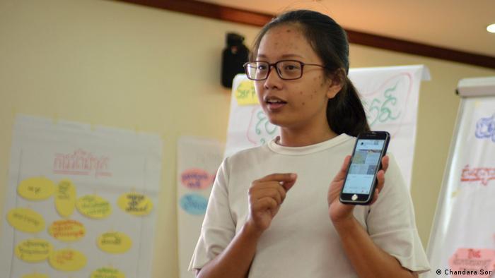 DW Akademie Kambodscha Trainer Leakhena Nov