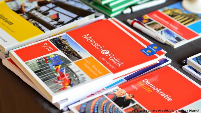 Deutschland Schulbücher der Westermann Druck- und Verlagsgruppe