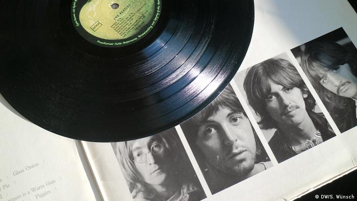 The Beatles White Album (DW/S. Wünsch)