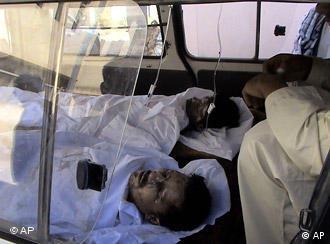 Ranjenici u napadu u Kunduzu