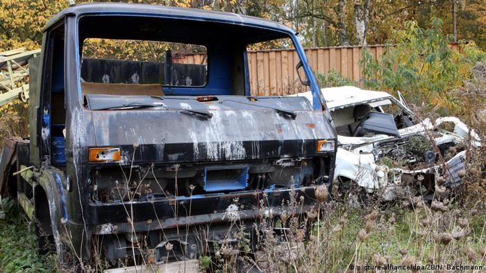 Нелегальная утилизация автомобиля