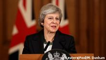 Britain's Prime Minister Theresa May holds a news conference at Downing Street in London, November 15, 2018. Matt Dunham/Pool via Reuters
