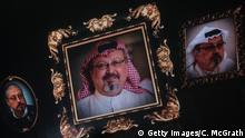 Jamal Khashoggi (Getty Images/C. McGrath)