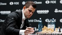 UK Schach-WM in London (picture-alliance/dpa/FIDE)