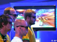 التقنيات  ثلاثية الأبعاد قد تشكل ثورة في عالم التلفزيونات وشاشات الكمبيوتر