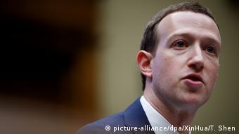 Σε δύσκολη θέση για άλλη μια φορά ο ιδρυτής του Facebook Μαρκ Ζάκερμπεργκ