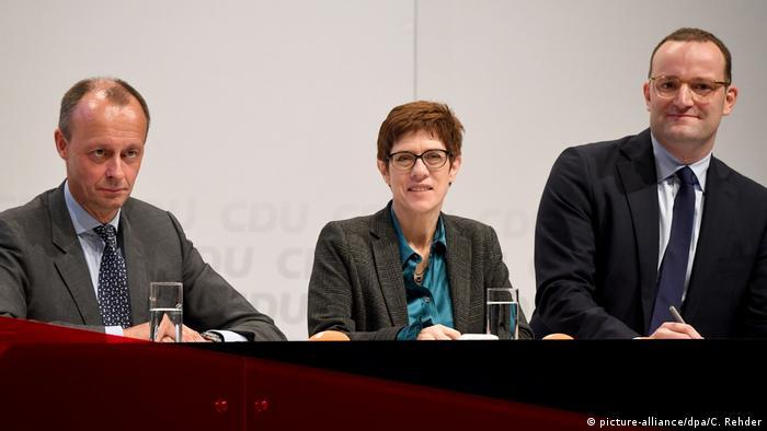 Deutschland CDU-Regionalkonferenz in Lübeck