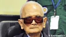 Kambodscha Anführer der Roten Khmer erstmals wegen Völkermordes verurteilt