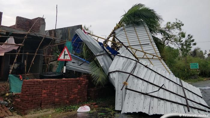 У штаті зруйновано багато будинків