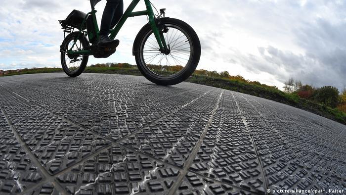 Один квадратний метр велодоріжки накопичує 100 кіловат-годин електроенергії на рік