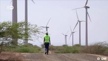 Kap Verde Windkraftanlage
