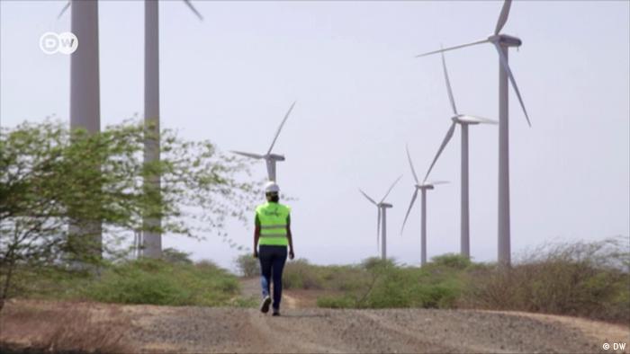 dw.com - Cristiane Vieira Teixeira - Renewable energy in the Cape Verde islands