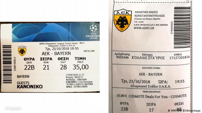 Exclusive: Bayern Munich fans overcharged in Athens | Sports| German