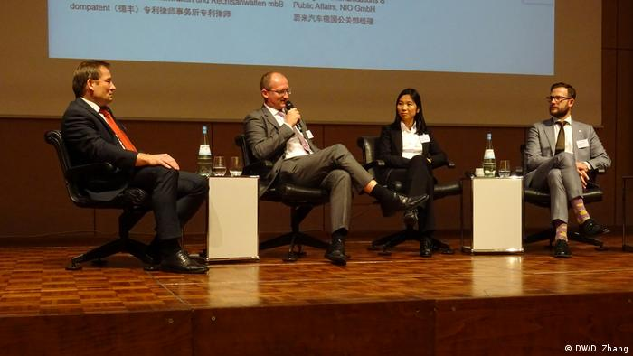 German-Chinese business symposium in Cologne (2018)