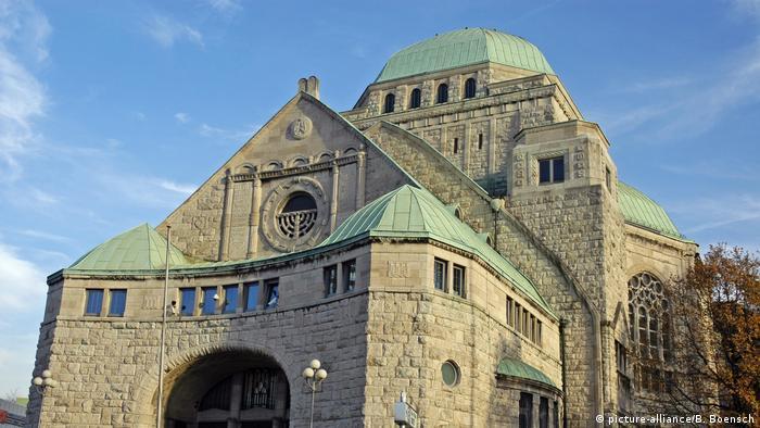 Deutschland, Essen: Alte Synagoge in Nordrhein Westfalen