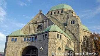 Синагога в Эссене - самая большая синагога в Германии