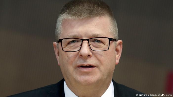 Szef BfV Thomas Haldenwang