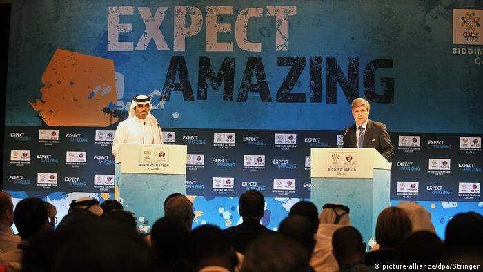 FIFA: Only 32 teams in Qatar World Cup 2022 | Sports| German