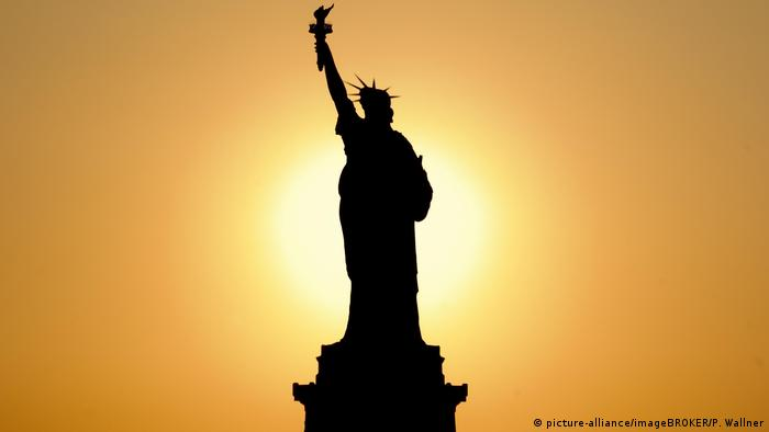 Statue of Liberty (picture-alliance/imageBROKER/P. Wallner)