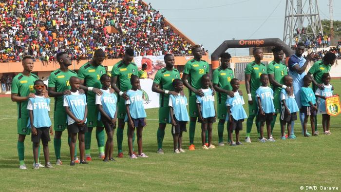 Guinea-Bissau Fußball Nationalmannschaft & Trainer Baciro Candé