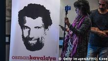 Türkei PK zu Osman Kavala, 1 Jahr nach seiner Verhaftung