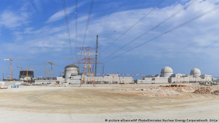 Проєктна потужність станції Барака близько 5,6 гігаватт