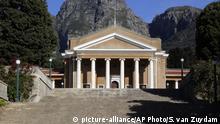 Südafrika Universität in Kapstadt