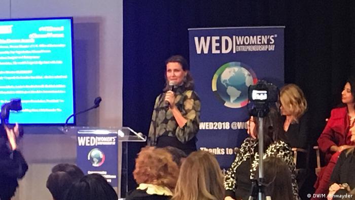 UN Veranstaltung Tag der Unternehmerinnen