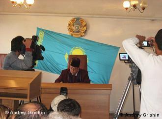 Во время судебного процесса по делу Жовтиса