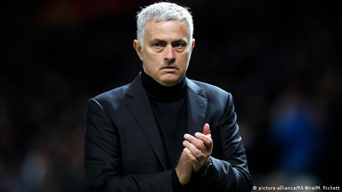 Jose Mourinho (picture-alliance/PA Wire/M. Rickett)