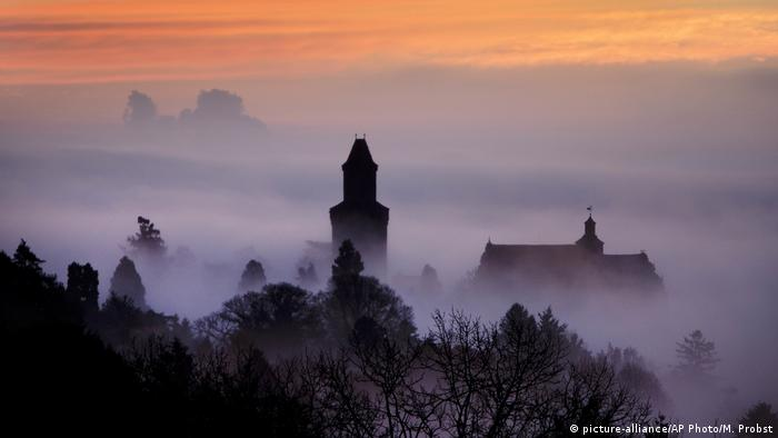 Замок Кронберг