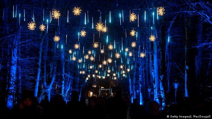 Christmas Garden Berlin (Getty Images/J. MacDougall)