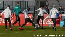 Deutschland, Training Nationalmannschaft vor dem Länderspiel gegen die Niederlande