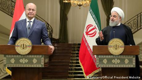 Іран та Ірак розширюють співпрацю попри санкції США щодо Тегерана