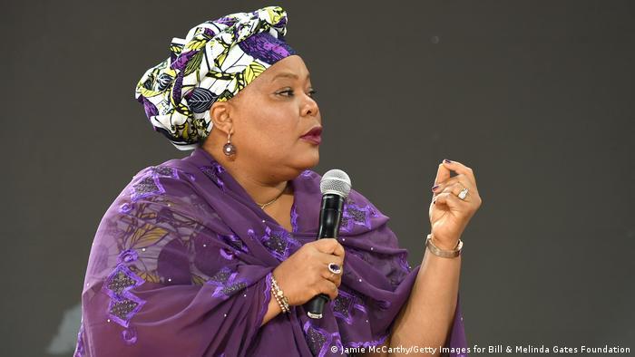 Leymah Roberta Gbowee, Nobel Peace Prize winner 2011
