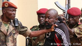 Alfred Yekatom aka Colonel Rambo (Getty Images/G. Grilhot)