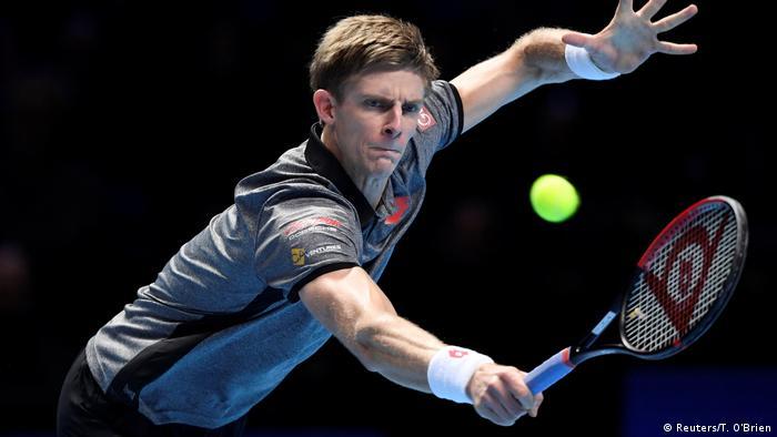 ATP Finals Novak Djokovic gewinnt gegen Kevin Anderson