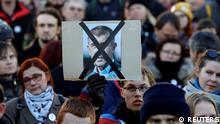 Tschechien Rund 20.000 Menschen demonstrieren in Prag gegen Regierungschef Babis