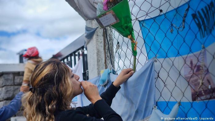 Argentinien verschollenes U-Boot entdeckt (picture-alliance/dpa/D. Izquierdo)