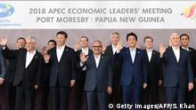 Papua-Neuguinea APEC Gipfel (Getty Images/AFP/S. Khan)