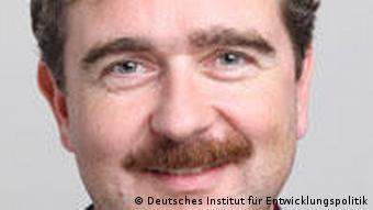 """Dr. Christian von Haldenwang, Politikwissenschaftler, Abteilung """"Governance, Staatlichkeit, Sicherheit"""", Deutsches Institut für Entwicklungspolitik (DIE) (c) Deutsches Institut für Entwicklungspolitik"""
