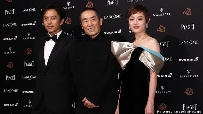 Golden Horse Awards in Taipei (picture-alliance/dpa/Maxappp)