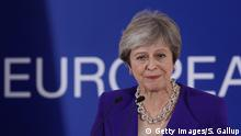 Theresa May, Premierministerin Großbritannien (Getty Images/S. Gallup)