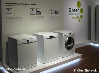 Νέα πλυντήρια ρούχων στην IFA