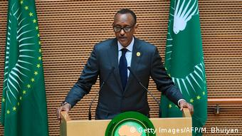 Paul Kagame (Getty Images/AFP/M. Bhuiyan)