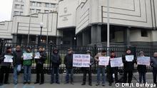 Ukraine Schauspieler protestieren in Kiew