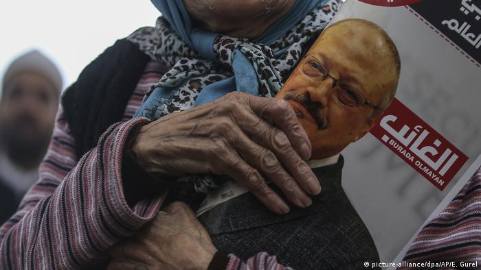 Türkei Fall Khashoggi - Trauergebete