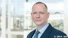 Carsten von Nahmen became Head of DW Akademie in September 2018.