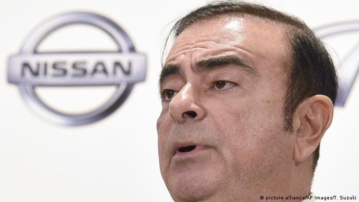 Carlos Ghosn (picture-alliance/AP Images/T. Suzuki)