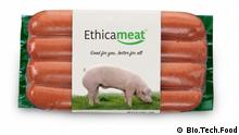 Bio.Tech.Food Wurst Ethica Meat